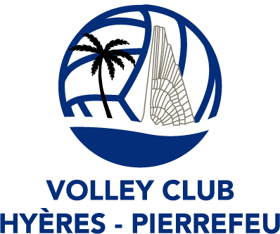 Logo Volley Club Hyères Pierrefeu